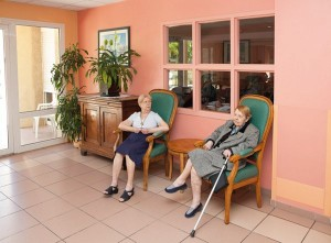 Pr sentation maison de retraite la renaissance agespa - Maison de retraite notre dame des champs les matelles ...